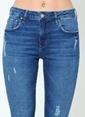 Mavi Jean Pantolon | Ada - Boyfriend Renkli
